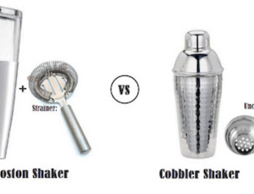Shaker: Cobbler o Boston