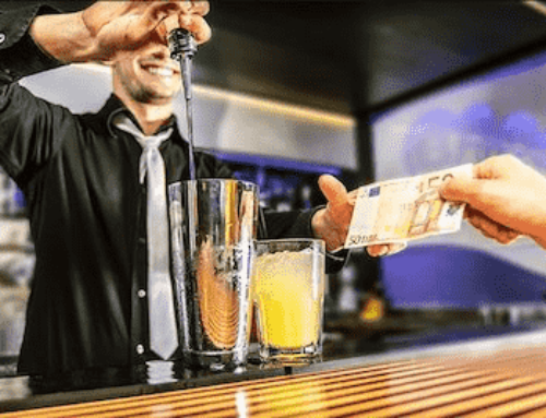 Il tuo barman regala i cocktails?